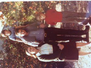 1980 Tony and family